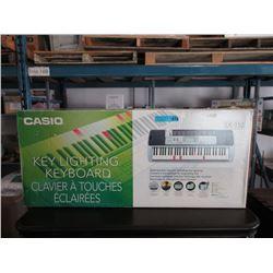 Casio Electric Key Lighting Keyboard - LK-110