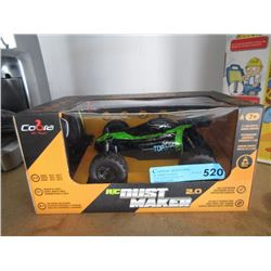 New R/C Cobra Dust Maker Car