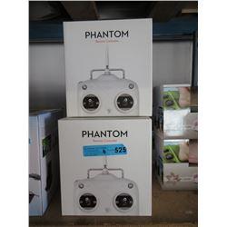 6 Phantom Drone Remote Controllers