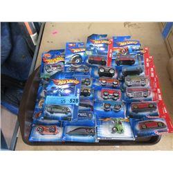 25 New Hot Wheels Toys