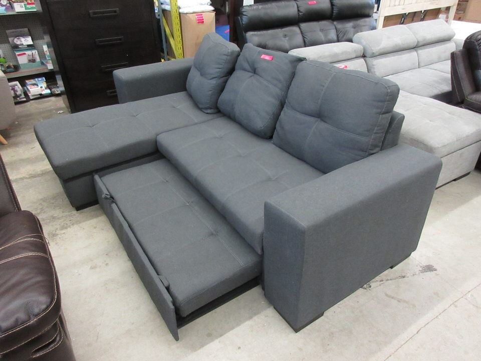 Incredible New 96 Sectional Sofa Bed With Chaise End Caraccident5 Cool Chair Designs And Ideas Caraccident5Info