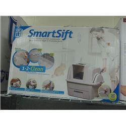 Cat-It Smart Sift Litter Box