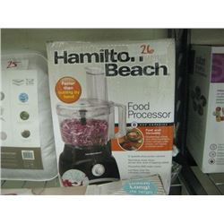 Hamilton Beach Food Processor 8 cup