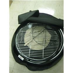 Portable Fire Pit w/ Carrying Case