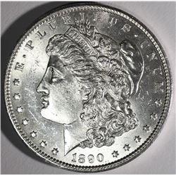 1890-S MORGAN DOLLAR CHBU