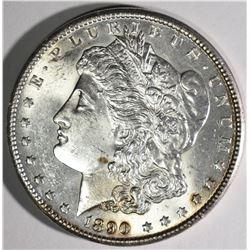 1890-CC MORGAN DOLLAR CHBU