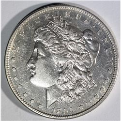 1895-S MORGAN DOLLAR AU/BU