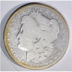 1895-O MORGAN DOLLAR VG KEY DATE