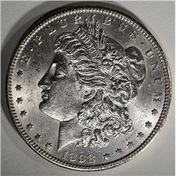 1898-S MORGAN DOLLAR CHBU