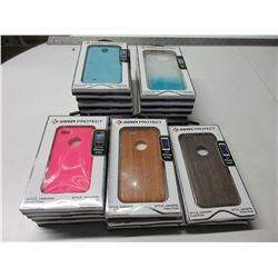 20 Cell Phone Cases / I-Phone 4/6 &6s & Galaxy S4 / S6 - 20 cases total