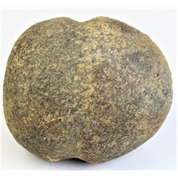 Full groove Plains stone hammer head.