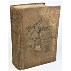 "1903 ""Magners Standard Horse Stock Book"""