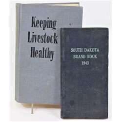 Collection of 2 books includes