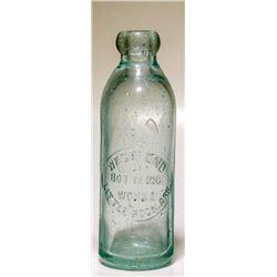 HUTCHINSON BOTTLE