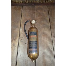 Vintage Fire Extinguisher