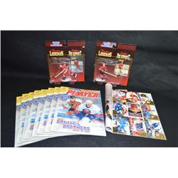 Timeless Legends Figures & 9 Player Mags