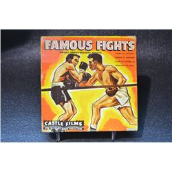 Famous Fights Film Set