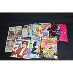 "Collectibles Magazines - ""Austin Powers"" Movie"