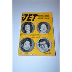 "Vintage 20c ""Jet"" Magazine"