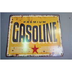 Fantasy Gas Sign