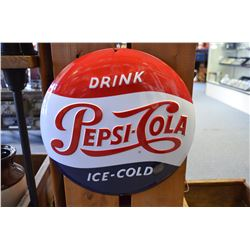 Pepsi-Cola Button (Repro)