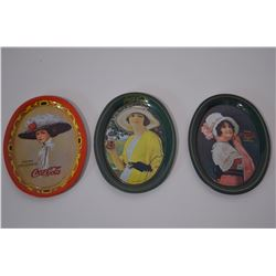 Oval Coin Trays