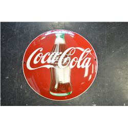 Porcelain Coke Button