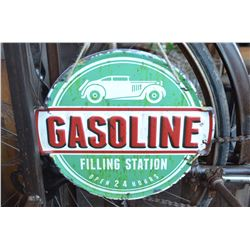Fantasy Gasoline Sign