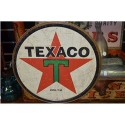 Fantasy Texaco Gas Sign