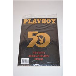 Playboy - 50th Anniversary Edition Issue