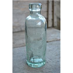 Vintage BOTTLE - Bayview Bottling Works-Seattle