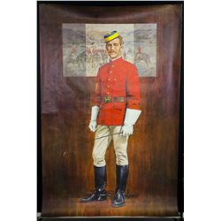 LARGE - North West Mounted Police Poster