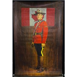 LARGE - Royal Canadian Mounted Police Poster