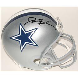 Deion Sanders Signed Cowboys Full-Size Helmet (Beckett COA)