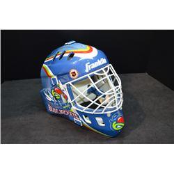 Full size Columbus Blue Jackets Goalie Mask