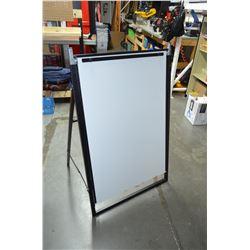 Adjustable Folding Whiteboard