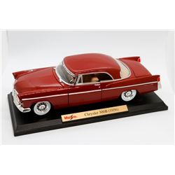 1956 Chrysler 300B Maisto Special Edition 1:18 scale