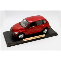 Chrysler PT Cruiser Maisto Special Edition 1:18 scale