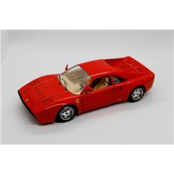 1984 Ferrari GTO BBurago 1:18 scale