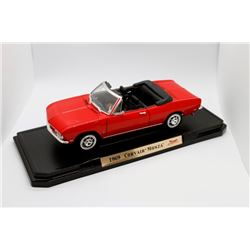1969 Corvair Monza Road Signature 1:18 scale