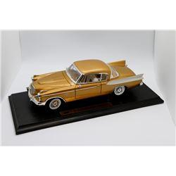 1957 Studebaker Golden Hawk Anson Classic 1:18 scale