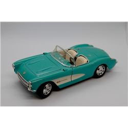 1957 Chevrolet Corvette BBurago 1:18 scale