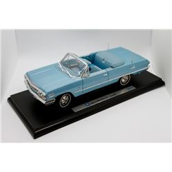 1963 Chevrolet Impala Welly 1:18 scale