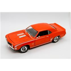1969 Camaro SS 396 Ertl American Muscle 1:18 scale