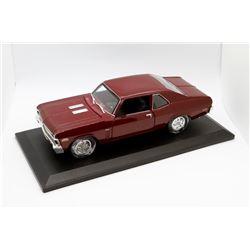 1970 Chevrolet Nova SS Coupe Maisto Special Edition 1:18 scale