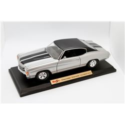 1971 Chevrolet Chevelle SS 454 Maisto Special Edition 1:18 scale