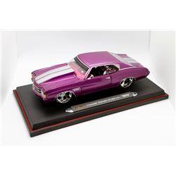 1971 Chevrolet Chevelle SS Maisto Pro Rodz 1:18 scale