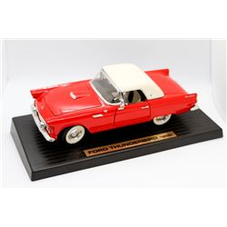 1955 Ford Thunderbird Road Tough 1:18 scale