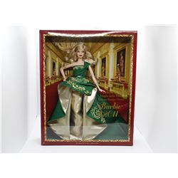2011 Holiday Barbie Barbie Collector Series