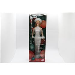 2001 Holiday Excitement Barbie